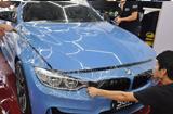 汽车贴膜有哪些施工步骤?