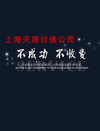 上海追债公司