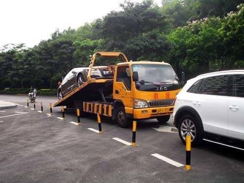 黄岛高速拖车