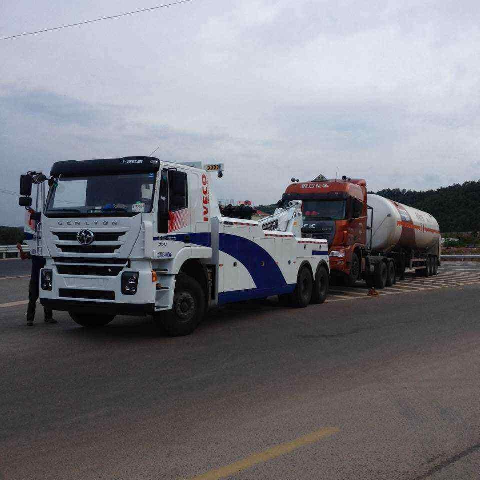 黄岛高速公路拖车救援
