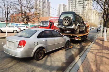 青岛大型汽车救援电话