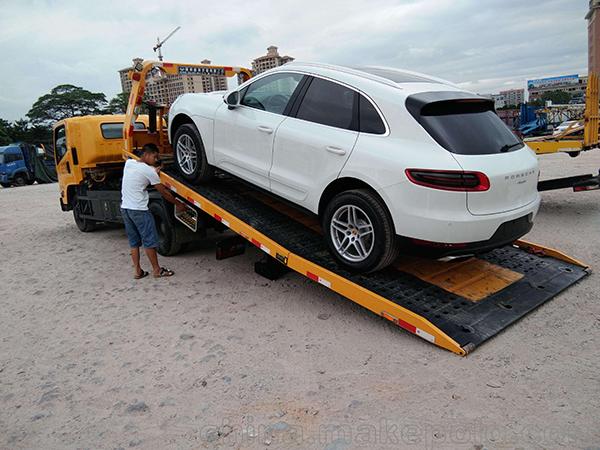 威海市区拖车救援