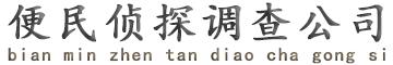私家侦探logo